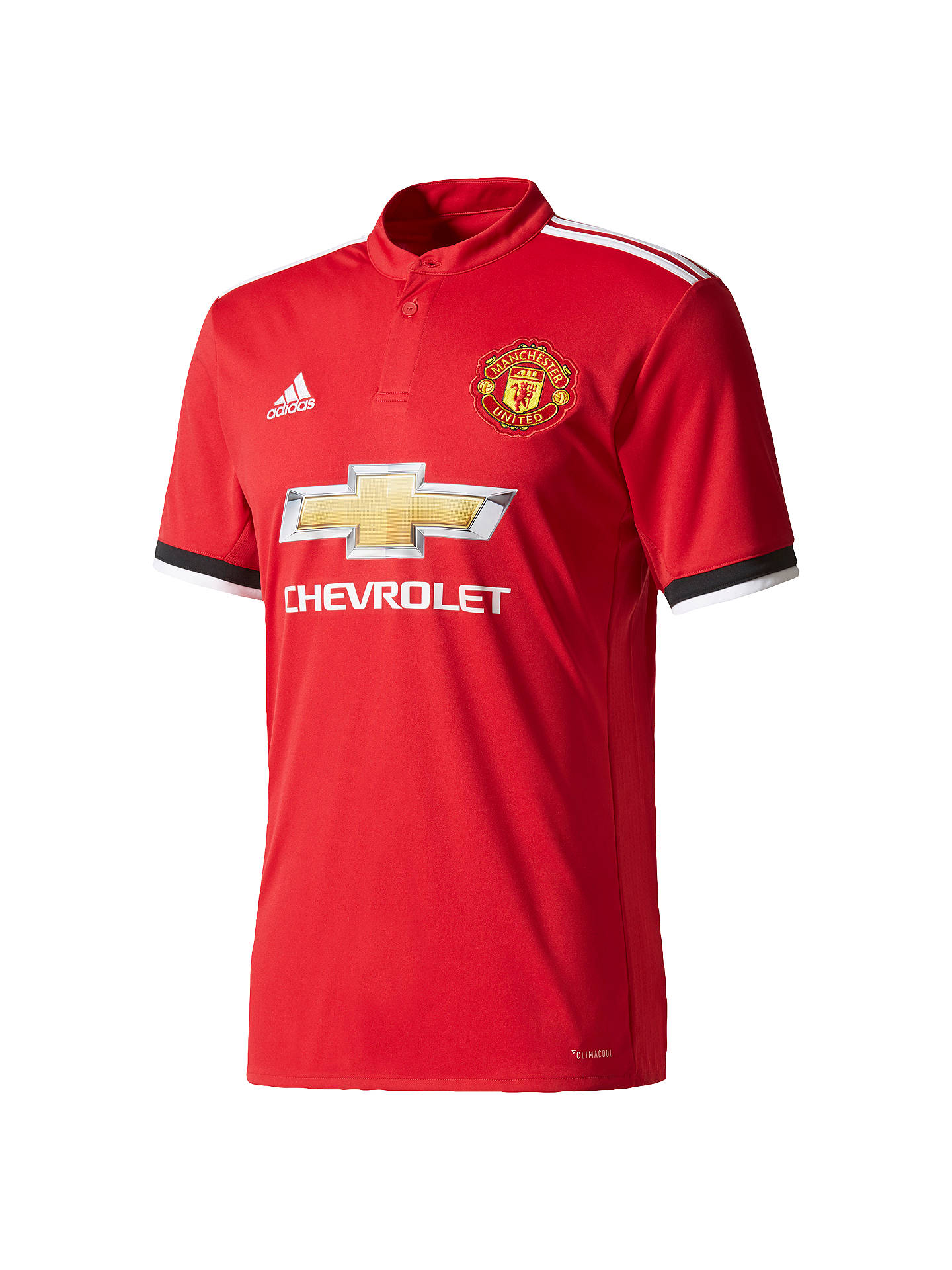 37bb88201 Buyadidas Manchester United F.C. Home Replica Football Shirt