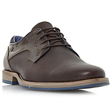 Buy Dune Beavis Derby Leather Shoes Online at johnlewis.com