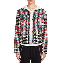 Buy Oui Tweed Jacket, Multi Online at johnlewis.com