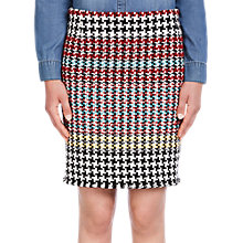 Buy Oui Tweed Skirt, Multi Online at johnlewis.com