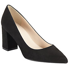 Buy John Lewis Ava Block Heeled Court Shoes Online at johnlewis.com