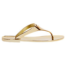 Buy Karen Millen Collection Jelly Flip Flops Online at johnlewis.com