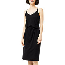 Buy Warehouse Cami Dress, Black Online at johnlewis.com