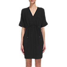 Buy Whistles Frances Gathered Dress Online at johnlewis.com