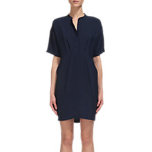 Buy Whistles Kendall Dress, Navy Online at johnlewis.com