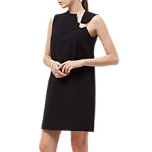 Buy Jaeger Laboratory Ring Dress, Black Online at johnlewis.com