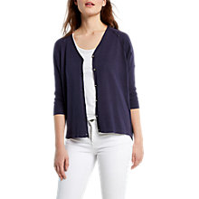 Buy White Stuff Cruise Drawstring Cardigan Online at johnlewis.com