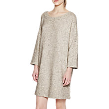 Buy French Connection Flossy Oversized Jumper, Light Oatmeal Mel Online at johnlewis.com