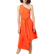 Buy Warehouse One Shoulder Dress Online at johnlewis.com