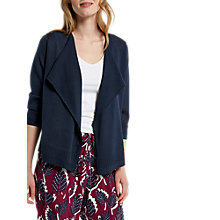 Buy White Stuff Sun Down Cardigan, Navy Online at johnlewis.com