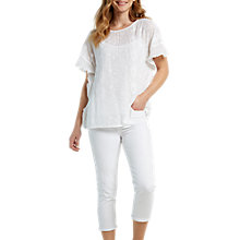 Buy White Stuff Easy Breeze Top Online at johnlewis.com