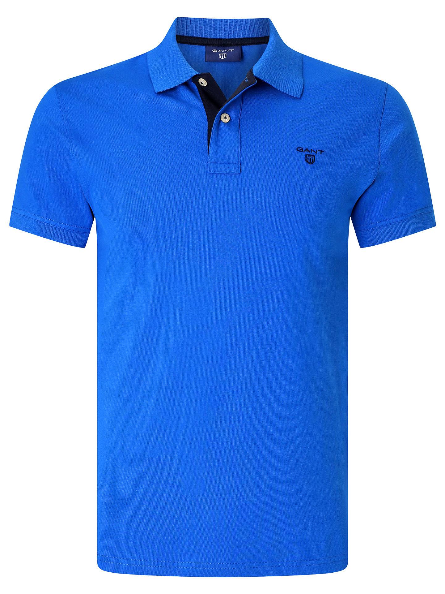 Contrast Gant amp; Polo Collar John Partners Shirt Lewis At 4UqUdr