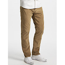 Buy Gant Regular Straight Stone Cord Jeans Online at johnlewis.com