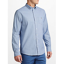 Buy Gant Stretch Oxford Check Shirt Online at johnlewis.com