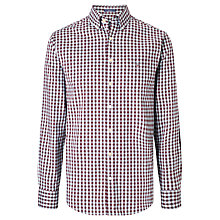 Buy Gant Heather Oxford Gingham Check Shirt Online at johnlewis.com