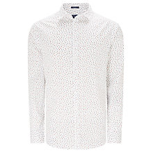 Buy Gant Tweed Flower Twill Shirt Online at johnlewis.com