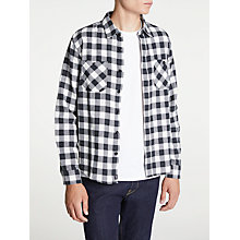 Buy Edwin Labour Shirt, Off White Online at johnlewis.com