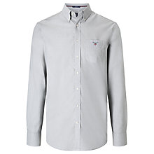 Buy Gant Broadcloth Shirt Online at johnlewis.com