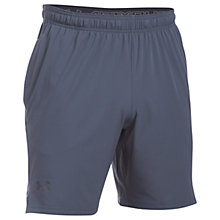 Buy Under Armour Cage Training Shorts, Grey Online at johnlewis.com