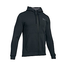 Buy Under Armour Threadborne Fleece Full Zip Training Hoodie Online at johnlewis.com