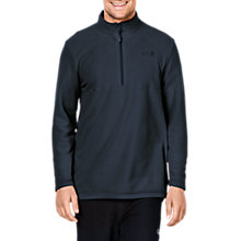 Buy Jack Wolfskin Gecko Men's Fleece, Blue Online at johnlewis.com