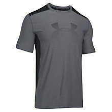 Buy Under Armour Raid Graphic Short Sleeve Training T-Shirt Online at johnlewis.com