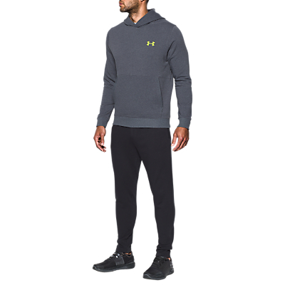 Under Armour Threadborne Fleece Training Hoodie, Grey