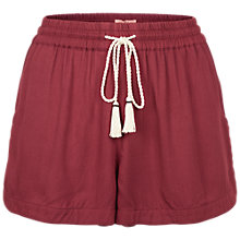 Buy Fat Face Fistral Racer Shorts, Beet Online at johnlewis.com