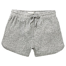 Buy Fat Face Weston Soft Shorts, Grey Marl Online at johnlewis.com