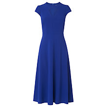 Buy L.K. Bennett Cyra Dress, Blue Online at johnlewis.com