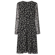 Buy L.K. Bennett Cecily Silk Dress Online at johnlewis.com