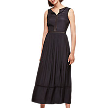 Buy Gerard Darel Talisman Dress, Navy Blue Online at johnlewis.com