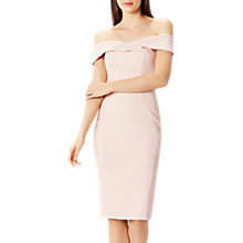 Buy Coast Gigi Shift Dress, Neutral Online at johnlewis.com