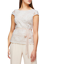 Buy Jacques Vert Delicate Lace Top Online at johnlewis.com
