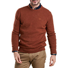 Buy Barbour Tisbury Crew Neck Jumper Online at johnlewis.com