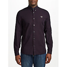 Buy Fred Perry Three Colour Basketweave Shirt Online at johnlewis.com