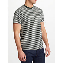 Buy Fred Perry Feeder Striped T-Shirt Online at johnlewis.com