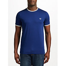 Buy Fred Perry Twin Tipped T-Shirt Online at johnlewis.com