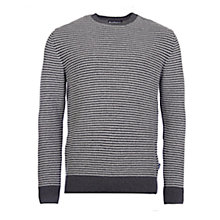 Buy Barbour Brig Crew Neck Jumper Online at johnlewis.com