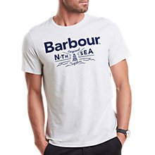 Buy Barbour Cove T-Shirt Online at johnlewis.com
