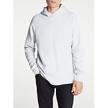 Buy Levi's Made & Crafted Unhemmed Hoodie Top, Hi-rise Online at johnlewis.com