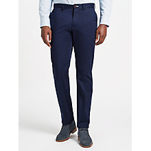 Buy GANT Regular Twill Chino Trousers Online at johnlewis.com