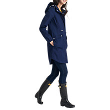 Buy Joules Right as Rain Coastline Waterproof Jacket, French Navy Online at johnlewis.com