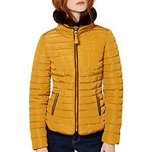 Buy Joules Gosfield Padded Coat Online at johnlewis.com