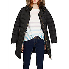 Buy Joules Caldecott Padded Coat Online at johnlewis.com