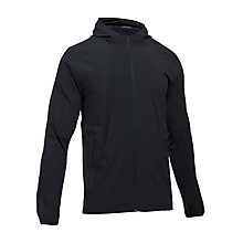 Buy Under Armour Outrun the Storm Running Jacket, Black Online at johnlewis.com