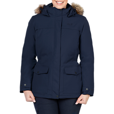 Jack Wolfskin Rocky Shore 3-in-1 Waterproof Women's Jacket