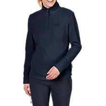 Buy Jack Wolfskin Gecko Women's Fleece, Blue Online at johnlewis.com