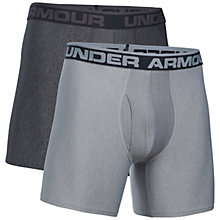 "Buy Under Armour Original Series 6"" Boxerjock, Pack of 2 Online at johnlewis.com"