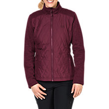 Buy Jack Wolfskin Echo Pass 3-in-1 Insulated Waterproof Women's Jacket, Red Online at johnlewis.com